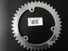 "NOS 42t Type STRONGLIGHT 116BCD 3/32"" 3 BOLT CHAINRING ALUMINUM"