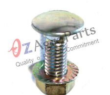Carriage Bolt 65 mm with nut, Pack of 25