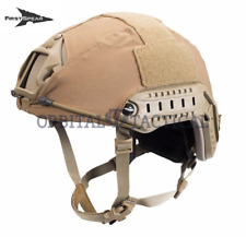 First Spear Solid Stretch Helmet Cover For Ops Core Fast Coyote Medium | Large