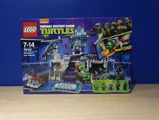 LEGO TMNT 79122 Shredder's Lair Rescue
