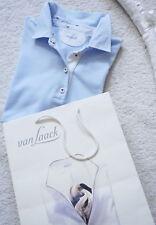 VAN LAACK Klassiker edles Poloshirt Shirt SALBONA pastell Gr 40