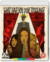 What Avoir You Done Pour Solange Blu-Ray + DVD Blu-Ray (FCD1198)