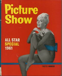 Picture Show All Star Special 1961 HB Fleetway Book