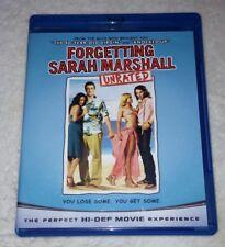 FORGETTING SARAH MARSHALL (Blu-ray Disc, 2008)