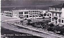 # LIDO DI CAMAIORE: BAGNO CAVALLUCCIO MARINO E HOTEL STRAND