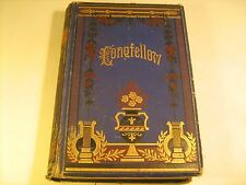 HC THE POETICAL WORKS of HENRY WADSWORTH LONGFELLOW Landscape Series [Y87]