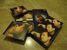 "FISH ( MARILLION ) - RARE BOX 4 DOUBLE CD ITALY 1993 "" THE MASK """