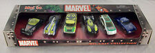 Maisto Marvel Die-Cast Collection 2003 MIB 6 Cars