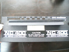 CSR CONTRAVES NC400 DC SERVO CONTROLLER A1520 #16