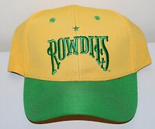 Fitted Tampa Bay Rowdies Soccer LARGE/X- LARGE Hat Admiral Gold/Green BRAND NEW