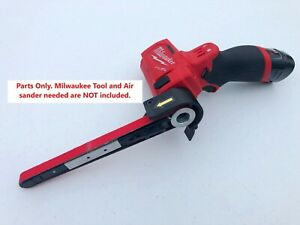 "Belt Sander CONVERSION PARTS FOR Milwaukee M12 Cut Off Saw 2522-20, 1/2"" x 18"""