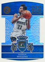2016-17 Panini Excalibur Coat of Arms #2 Andrew Wiggins