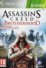 Assassin's Creed Brotherhood  XBOX 360 come nuovo!