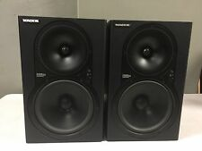 Mackie HR824 High Resolution FR Series Studio Monitors (PAIR)