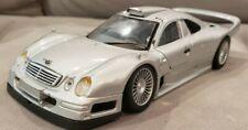 Maisto Mercedes-Benz CLK GTR 1:26 Scale Diecast Car Model Used