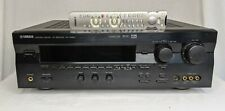 Yamaha Rx-V595a 5.1 Audio Video Receiver Bundle! Comes with Remote! Please Read!
