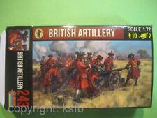NEU 1:72 Strelets #243 Spanien Erbfolgekrieg Britische Artillerie Kanone Crew