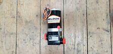 New Weldon D2035 A Electric External Racing Fuel Pump 80psi 220gph 1400 Hp