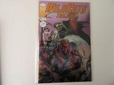 Wildcats Trilogy #1 Jun 1993 1st Appearance Gen 13 Foil Cover Jae Lee Image-Mint