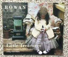 """""""Little Treasures"""" Sixteen Designs by Lois Daykin, Using Soft Baby"""