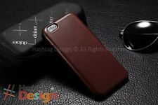 Ultra-Slim Luxury Genuine PU Leather Case Cover For Apple iPhone 6 Plus 5.5