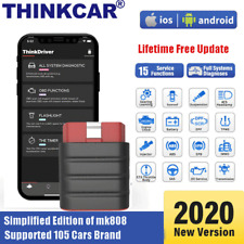 Thinkdriver Automotive Bluetooth Full System OBD2 Scanner Car Diagnostic Tool US