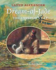 Dream-of-Jade: The Emperor's Cat Alexander, Lloyd Hardcover