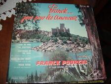 """FRANK POURCEL """" JOUE POUR LES AMOREUX """"  E.P.  FRANCE6?"""