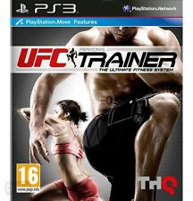 UFC Personal Trainer + Cintura playstation 3  PS3   NUOVO !!!