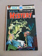 House of Mystery 234 . Wrightson  - DC  1975 -   VF
