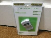 2 MB MEMORY PS1 Playstation 1 Competition Pro  ACCESSORY RANGE