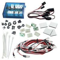 4V-6V 12 LED Lighting Lamps System For RC Remote Control Cars and Trucks Well