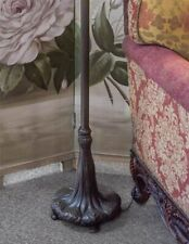 Victorian Trading Co Baroque Floor Lamp Base Footed