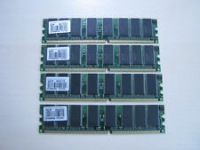 NCP DDR1 1GB (4 X 256MB) PC2700 333MHz 184pin Memory TEST OK!