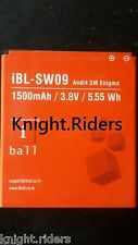 REPLACEMENT iBL-SW09 BATTERY For iBall Andi 4.5M Enigma Mobile With 1500mAh