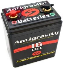 480 CCA 16 Cell Antigravity Small Case Lithium Motorcycle Battery