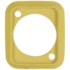 Neutrik SCDP-4 Sealing Gasket for D-size Connectors Yellow