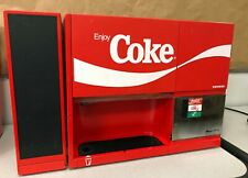 Coca Cola Siemens BreakMate Machine GA3000 with WaterMate Attachment GA4500