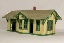 Berkshire Valley Models O/On3/On30, 1/48 Small Town Station kit - #854