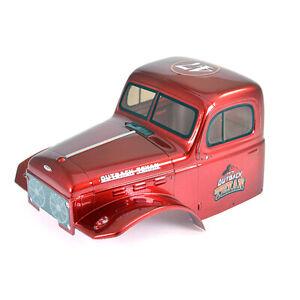 FTX TEXAN 1/10 CAB BODYSHELL - RED FTX9888R