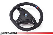 Extremo plano volante de cuero multifunción con airbag bmw m3 e46 Steering Wheel 3p