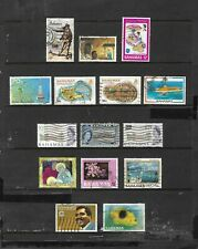 BAHAMAS stamp selection (REF.1257)