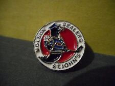Molson Sealers,St.John's Newfoundland Hockey Lapel Pin