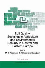 Soil Quality, Sustainable Agriculture and Environmental Security in-ExLibrary