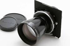 Fuji Fujinon T 400mm f/8 Large Format lens copal shutter From JAPAN *Exc+* #0107