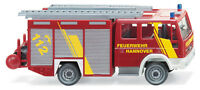 Wiking 061104 H0 Feuerwehr Hannover (Iveco EuroFire LF 16/12) NEU OVP -