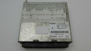 Teilegarantie VDO A0004464502 FR Steuergerät MB Atego A 000 446 45 02 Axor FMR
