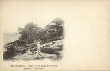 bolivia, RIO MADERA, Exportacion Goma de Bolivia, Cachuela Teo Tonio (1899)