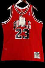 100% Authentic Michael Jordan Mitchell & Ness 88 89 The Shot Bulls Jersey 44 L