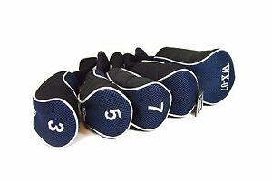 Golfschlägerhaube Abdeckhaube Schlägerhaube Golfschläger Schlägerschutzhaube
